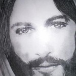 """Face of Jesus"" by Susan Solak"