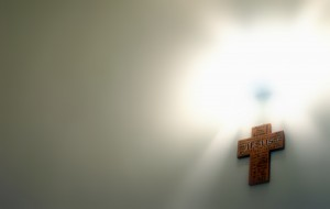 Wooden Cross by Timothy Andrew